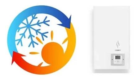 Toplotne črpalke - hladi in greje